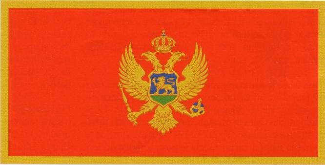 [Flag of Montenegro]